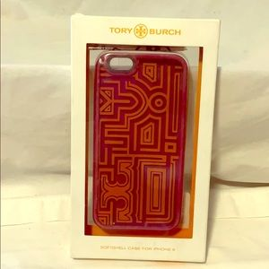 Tory Burch Softshell Case for iPhone 6